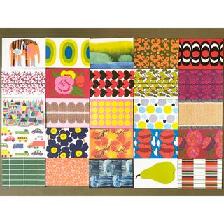 マリメッコ(marimekko)のマリメッコ ポストカードセット a(印刷物)