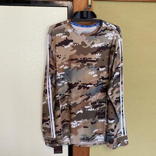 アディダス(adidas)のadidassnowboarding(迷彩Tシャツ)(ウエア/装備)