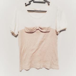 ピンクハウス(PINK HOUSE)のピンクハウス 半袖カットソー サイズM(カットソー(半袖/袖なし))