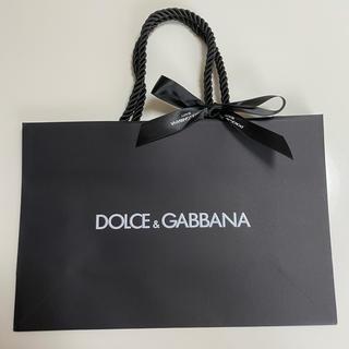 ドルチェアンドガッバーナ(DOLCE&GABBANA)のDOLCE&GABBANA ドルチェ&ガッバーナ ドルガバ ショッパー(ショップ袋)