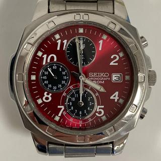 セイコー(SEIKO)の【 SEIKO(セイコー)クロノグラフ腕時計 / SND495 】(腕時計(アナログ))