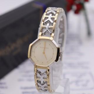 サンローラン(Saint Laurent)の正規品【新品電池】YvesSaintLaurent 2200/人気モデル ロゴ(腕時計)