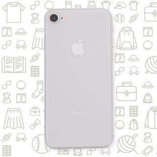 アイフォーン(iPhone)の【B】iPhone8/256/au(スマートフォン本体)