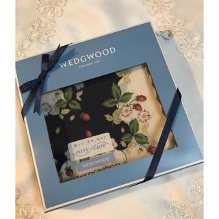 ウェッジウッド(WEDGWOOD)の【未使用】Wedgwood ハンカチ(ハンカチ)