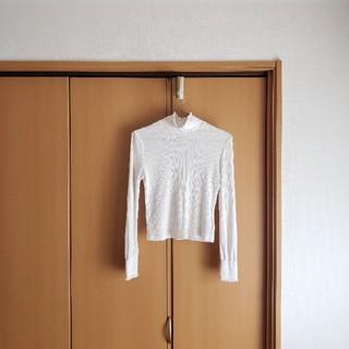 リリーブラウン(Lily Brown)の美品 リリーブラウン カットソー(カットソー(長袖/七分))