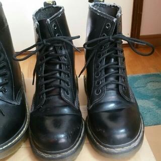 ドクターマーチン(Dr.Martens)の☆激安売切☆二点セット送料込み☆ドクターマーチン☆8ホール☆(ブーツ)