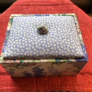 ローラアシュレイ(LAURA ASHLEY)のローラアシュレイ 布製 宝石箱(その他)