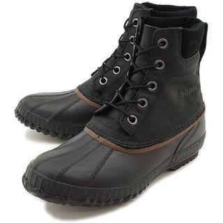 ソレル(SOREL)のソレル SOREL  スノーブーツ メンズ  BLACK/DARK BROWN (ブーツ)
