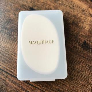 マキアージュ(MAQuillAGE)のマキアージュ  ファンデーションスポンジ(パフ・スポンジ)