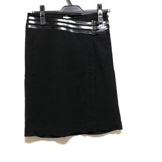 フラジール(FRAGILE)のフラジール スカート サイズ36 S美品  黒(その他)