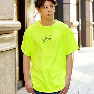レディー(Rady)のrady R adyロゴtシャツ メンズTシャツ M(Tシャツ/カットソー(半袖/袖なし))