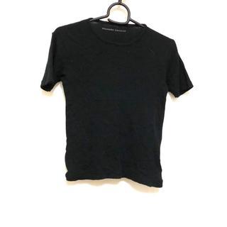 ツモリチサト(TSUMORI CHISATO)のツモリチサト 半袖Tシャツ サイズM 黒(Tシャツ(半袖/袖なし))