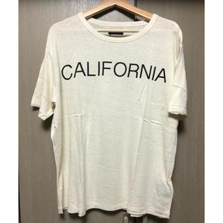 アメリカンラグシー(AMERICAN RAG CIE)の新品 AMERICAN RAG CIE アメリカンラグシー カリフォルニア(Tシャツ/カットソー(半袖/袖なし))