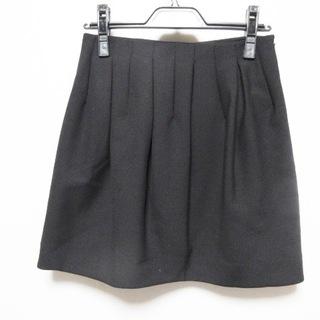フレイアイディー(FRAY I.D)のフレイアイディー スカート サイズ1 S 黒(その他)