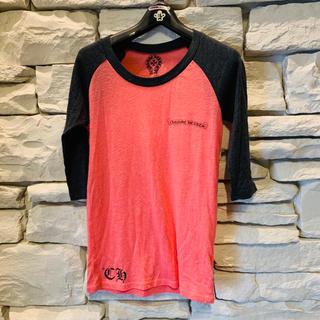 クロムハーツ(Chrome Hearts)のCHROME HEARTS クロムハーツ 七分袖   Tシャツ レディース(Tシャツ(長袖/七分))