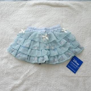 ベルメゾン(ベルメゾン)のインナーパンツ付 シフォンスカート エルサ 80cm(スカート)