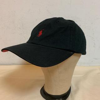 ポロラルフローレン(POLO RALPH LAUREN)のralph lauren ラルフローレン キャップ 帽子 レディース 古着 (キャップ)