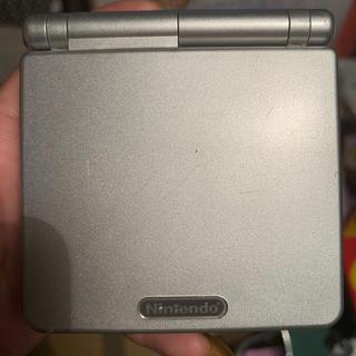 ゲームボーイアドバンス(ゲームボーイアドバンス)のゲームボイアドバンスま SP カセット付き(家庭用ゲーム機本体)