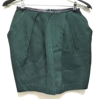 ルシェルブルー(LE CIEL BLEU)のルシェルブルー ミニスカート サイズ36 S(ミニスカート)