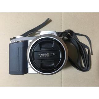 コニカミノルタ(KONICA MINOLTA)の【ジャンク】デジタルカメラ MINOLTA ミノルタ DiMAGE 7 (デジタル一眼)