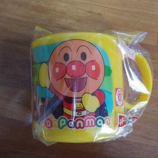 アンパンマン(アンパンマン)の☆アンパンマン プラコップ☆ 新品未使用(弁当用品)