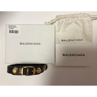 バレンシアガ(Balenciaga)のBALENCIAGA ブレスレット(ブレスレット/バングル)