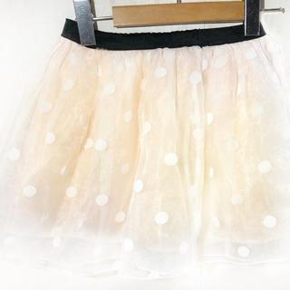 ミオレミュー(Miauler Mew)の《Miauler Mew》オーガンジードットチュールスカート(ミニスカート)
