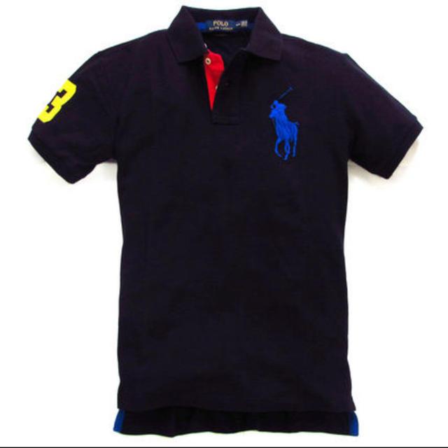 Ralph Lauren(ラルフローレン)のRalph Lauren ポロシャツ ロゴ メンズのトップス(ポロシャツ)の商品写真