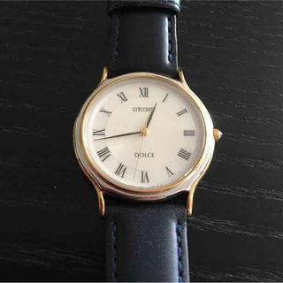 セイコー(SEIKO)のSEIKO DOLCE クォーツ時計(腕時計(アナログ))