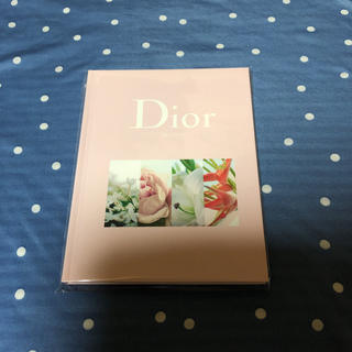 ディオール(Dior)のOggi 2020年9月号 付録(ノート/メモ帳/ふせん)
