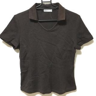 バーニーズニューヨーク(BARNEYS NEW YORK)のバーニーズ 半袖カットソー サイズ38 M(カットソー(半袖/袖なし))