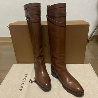 サルトル(SARTORE)のサルトル ジョッキーブーツ ロングブーツ 35  22.5cm(ブーツ)