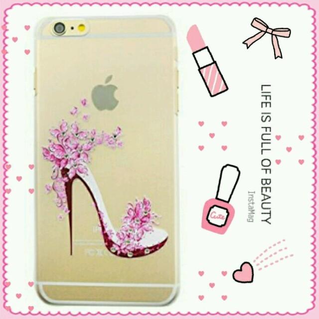 ピンクハイヒール♡iPhoneケースの通販 by PEACH♡SHOP|ラクマ