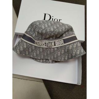 ディオール(Dior)の【DIOR ディオール】大人気 ボブハット*コットン(ハット)