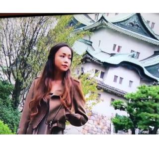 ザラ(ZARA)の安室奈美恵 ZARA  スウェードジャケット ライダース(ミュージシャン)
