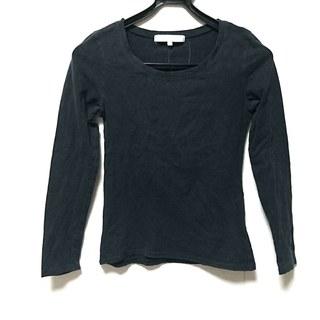 レイビームス(Ray BEAMS)のレイビームス 長袖Tシャツ サイズ0 XS 黒(Tシャツ(長袖/七分))