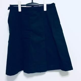 アニエスベー(agnes b.)のアニエスベー ミニスカート サイズ36 S 黒(ミニスカート)