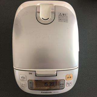 Panasonic - パナソニックIH炊飯器5.5合炊き【値下げしました】