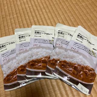 ムジルシリョウヒン(MUJI (無印良品))の無印 カレー 15個セット(レトルト食品)