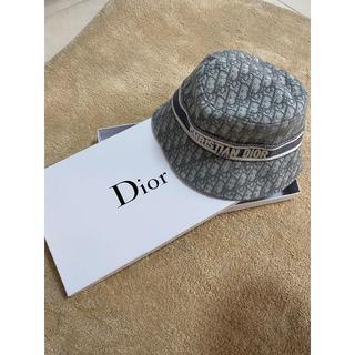 ディオール(Dior)のDIOR ディオール】大人気 ボブハット*コットン (ハット)