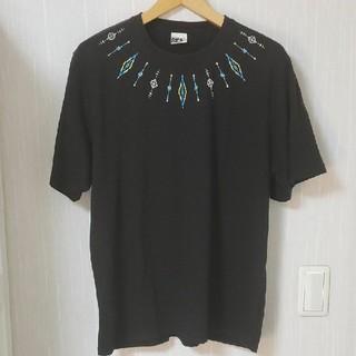 ロデオクラウンズワイドボウル(RODEO CROWNS WIDE BOWL)のロデオクラウン Tシャツ オルテガ柄(Tシャツ/カットソー(半袖/袖なし))