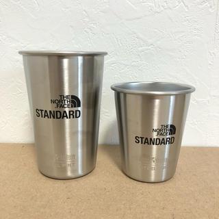 ザノースフェイス(THE NORTH FACE)の新品未使用 THE NORTH FACE STANDARD パイントカップ(食器)