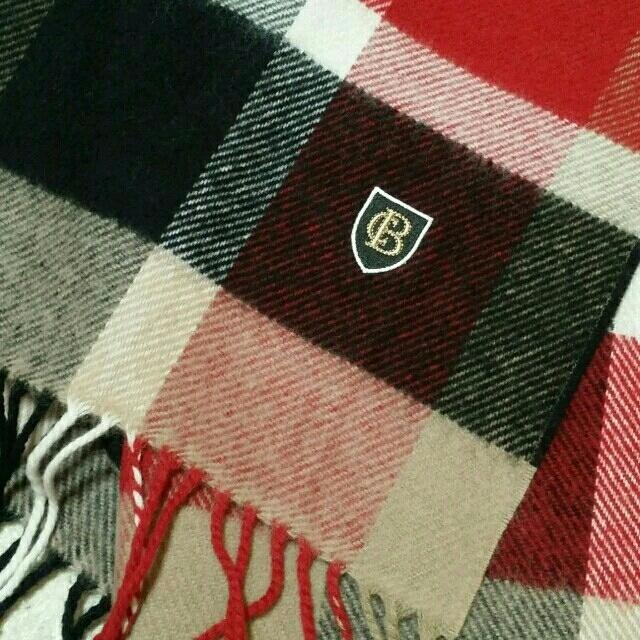 BURBERRY(バーバリー)のブルーレーベルクレストブリッジ♡ひざ掛け レディースのファッション小物(その他)の商品写真