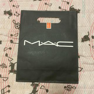マック(MAC)のMAC マック ショッパー ショッピングバッグ(ショップ袋)