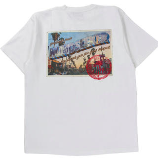 mindseeker tshirts(Tシャツ/カットソー(半袖/袖なし))