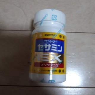 サントリー(サントリー)のサントリーセサミンEX新品90粒(その他)