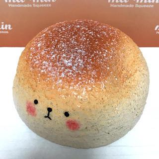 手作りスクイーズ とろけるスフレパンケーキ(ショコラ)(その他)