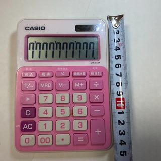 CASIO - 中古 カシオ電卓  10桁