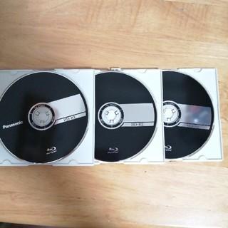 パナソニック(Panasonic)の3枚 BD-RE 25GB (その他)