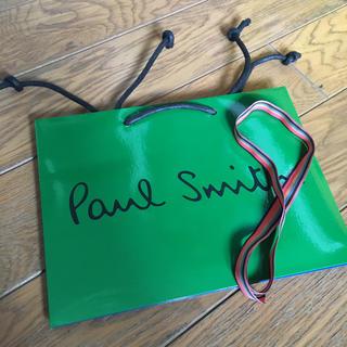 ポールスミス(Paul Smith)のポールスミスの紙袋、リボン(ショップ袋)